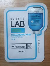 Tony Moly Master Lab Hyaluronic Acid Intensive Hydrating Mask 19g One Mask