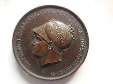 Medaglia Napoleone presa di Vienna 1805