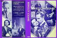 BERKELEY SQUARE 1933 Leslie Howard