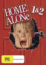 Home Alone / Home Alone 2 (1 Disc) * NEW DVD * Macaulay Culkin