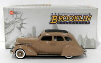 Brooklin Models 1/43 Scale BRK148 - 1935 Nash Ambassador 8 Sedan - Grenada Gray
