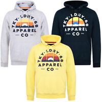 Tokyo Laundry Men's Sunno Pullover Hoodie Hooded Top Sweater Hoody Sweatshirt