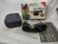 ProAim Golf Putting Aid Virtual Alignment Trainer Glasses Butch Harmon Make Putt