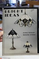 Bright Ideas for Stained Glass Lampshades