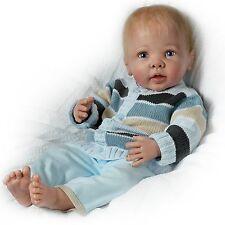 Noah Happy As Can Be Interactive 22'' Doll by Ashton Drake New NRFB