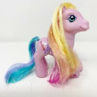 My Little Pony G3 Toola Roola Tinsel Hair Glitter Symbol Hasbro MLP