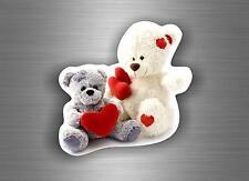 Sticker adesivo adesivi auto tuning r2 orsacchiotto peluche teddy bear parete