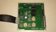 Trane American Standard 6400-0417-01 Rev A Chiller Board