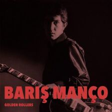TURKISH LP  Barış Manço - GOLDEN ROLLERS Baris Manco Unreleased Tracks 1965 NEW