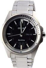Citizen Men's AW0031-52E Drive HTM Analog Quartz Stainless Steel Watch AW003152E