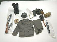 DID/DRAGON/TOY CITY/ALERT LINE 1/6 WW2 GERMAN  UNIFORM/EQUIPMENT SET 2