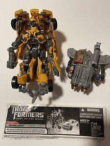 Transformers Dark Of The Moon Mechtech Bumblebee Autobot Hasbro Leader Class