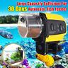 Automatic fish Food feeder Auto Feeding Timer Dispenser for Aquarium Tank Pond