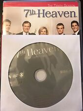 7th Heaven - Season 10, Disc 4 REPLACEMENT DISC (not full season)