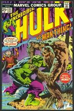 Incredible Hulk #197 - The Collector & Man-Thing App - Wrightson Cover - 9.2 NM