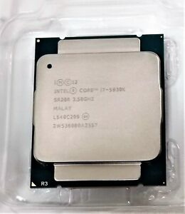 Intel Core i7-5930K 3.5GHz Six Core (BX80648I75930K) Processor