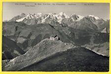 cpsm 1967 CABANE du MONT FORT Cachet CLUB ALPIN SUISSE 1883 section de Jaman