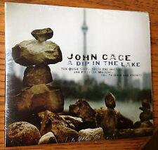THREE Rare John Cage CDs: HPSCHD, Birdcage, A DIP in the LAKE