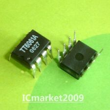 10 PCS TT6061A DIP-8 TT6061 Touch indoor dimming control IC