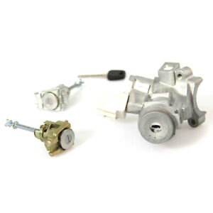 Ignition Switch Door Lock LR Fit Toyota Hilux Vigo Champ KUN26 TGN26 LAN25 05-15