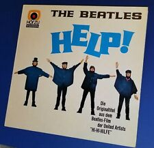 THE BEATLES HELP original German Pressing Horzu Error label Mint rare!