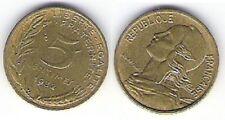"""Pièce de monnaie de """"France"""" 5 centimes (1982)"""