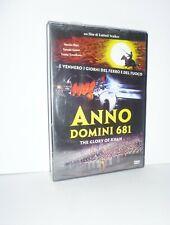 ANNO DOMINI 681 - THE GLORY OF KHAN - UN FILM DI LUDMIL STAIKOV - DVD SIGILLATO