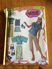 Simplicité filles facile OPT papier sewing pattern. New & UNCUT 5220 Taille 8-16