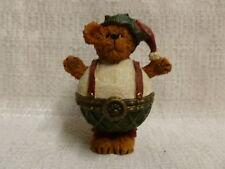 Boyds Bear Alvin Plump'n Waddle...Magic Treasure Box 1E 4014769 New In Box
