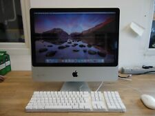 "Apple iMac A1224 20"" Core 2 Duo 2.4GHz, 3GB RAM, 500GB Hard Drive (Mid 2007)"