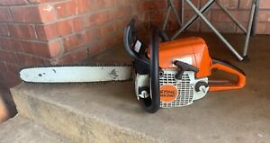 sthill chainsaw MS250