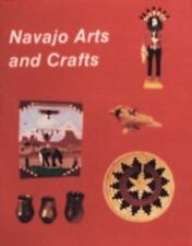Navajo Arts and Crafts by Nancy N. Schiffer (1997, Paperback)