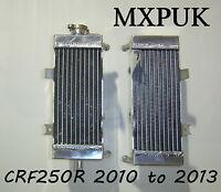 CRF250 2012 RADIATORS MXPUK Performance Rads 2012 CRF 250 CRF250R Rad (014)