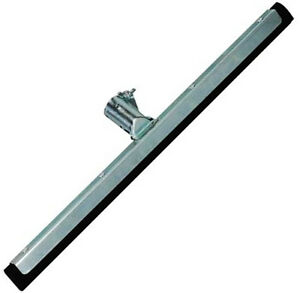 Heavy Duty FLOOR SQUEEGEE 450mm Rubber Cleaning MOP Janitor Dry Finish U291