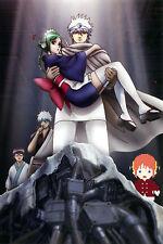 "Gintama Poster Silk Art Wall Decor Print size 24x36"" Gin6"