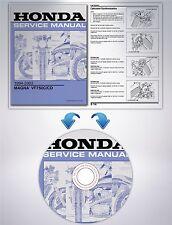 Honda VF750 Magna Service Workshop Repair Manual VF750C in a DVR