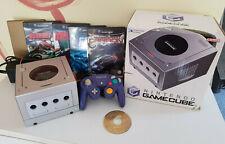 Nintendo GameCube Konsole (PAL) in OVP / Zelda & weitere Spiele / Gewährleistung