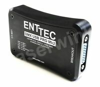 Enttec USB DMX PRO Mk2 MkII Interface