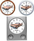 Reloj de pared con coche Motivo: CHRYSLER automóvil; ÉPOCA ; classiccars