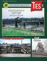 TIES: 1st Qtr 2018 issue of the SOUTHERN RAILWAY Historical Association -- (NEW)