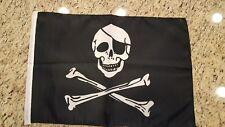 "Pirate Flag 12"" x 17"""