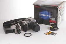 Canon Eos Digital Rebel Ds6041 Dslr Camera, lens, filter and charger