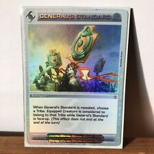 Chaotic Card - Super Rare - General's Standard *I Combine Shipping*