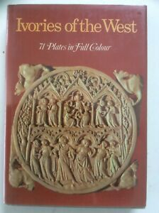 Ivories of the West, Massimo Carra, (HB 1970) European Art History Sculpture