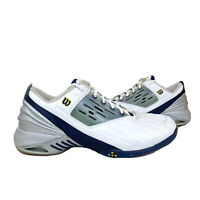 Wilson Ds02 S9222 White Tennis/ Squash Trainers