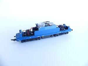 PIKO 56115 schleifplatte di ricambio per pulizia rotaie vagoni merce nuova con imballo originale