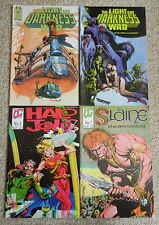 Slaine Halo Jones Light Darkness War Comics Quality Fantasy Epic Space Irish