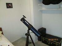 "Meade 4.5"" Equatorial Dobsonian Reflecting Telescope"