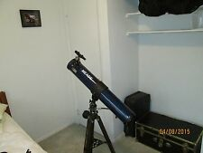 "Meade 4.5"" Equatorial Dobsonian Reflecting Telescope"