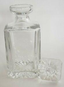 Maker's Mark Ambassador S IV Jerry Beagle Thick Glass Whiskey Decanter
